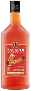 Bacardi Party Drinks Rum Runner 750ml